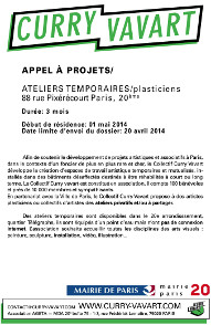Pixerecourt Appel a projet 2014