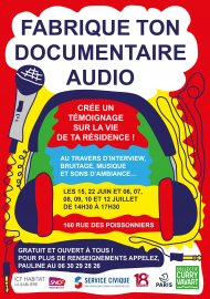 Fabrique Ton Documentaire Audio